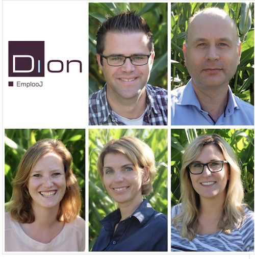 Team re-integratiebureau Dion Empooj